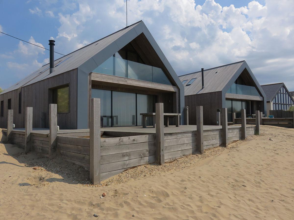 Camber Beach Houses