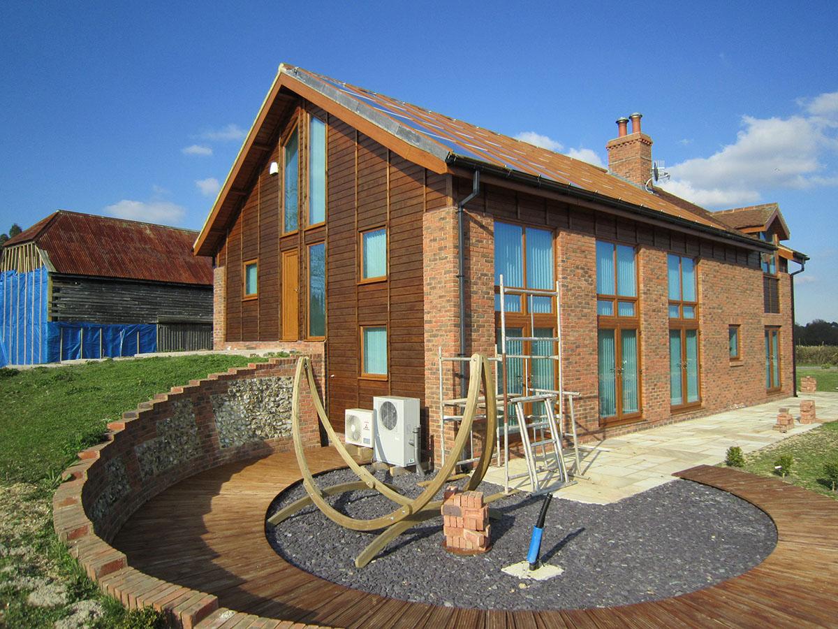 Chilsham Farmhouse